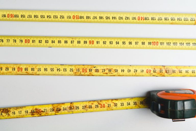 tape measure symbolizing customer engagement metrics